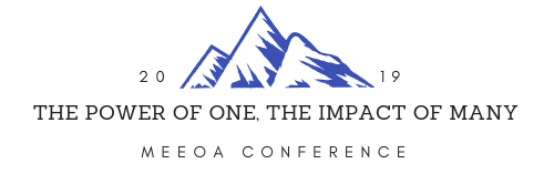 Maine Educational Opportunity Association 2019 Conference Logo